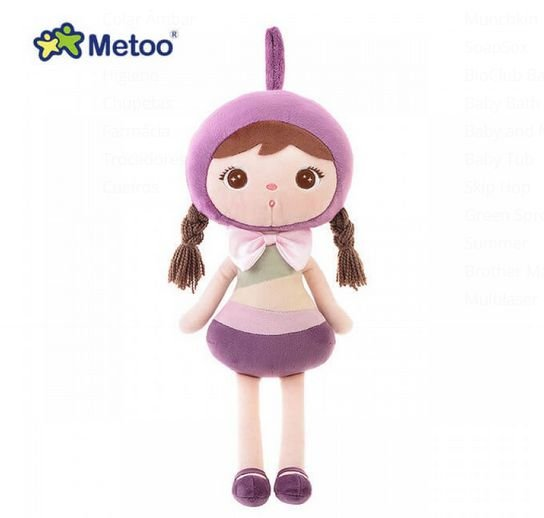 Boneca Metoo Jimbao Amora - Metoo 46 cm