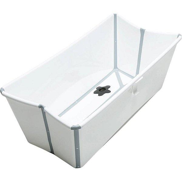 Banheira flexível Branca e cinza - Stokke