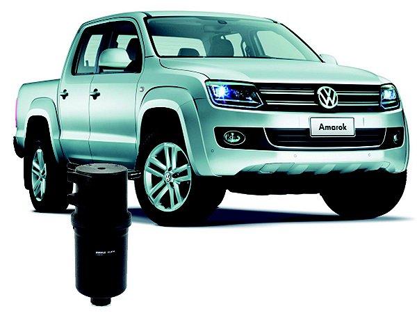 Filtro Combustível Mahle Amarok 2.0 2011 até 2016 Diesel