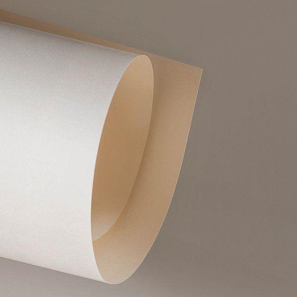 Lote A4-153 - Color Plus Marfim - 180g - 25fls