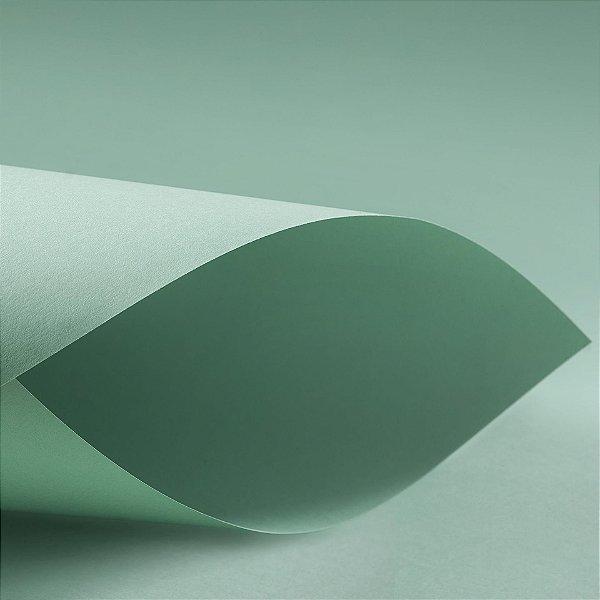 Lote A4-156 - F Card Verde - 290g - 25fls