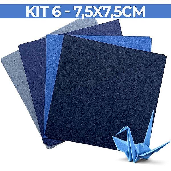 Origami  - KIT 06 - 7,5x7,5