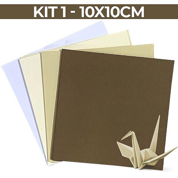 Origami  - KIT 01 - 10,0x10,0