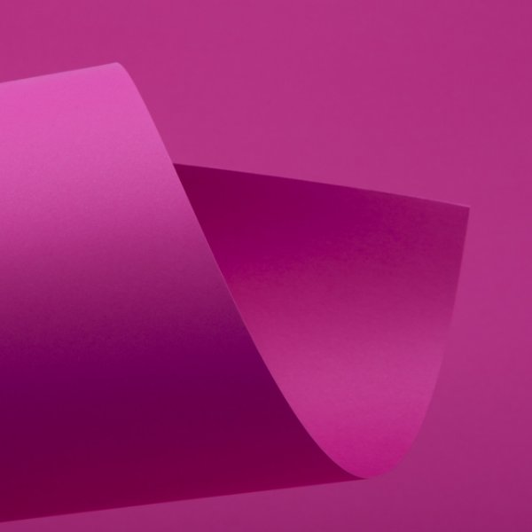 Papel Color Fluo Pink