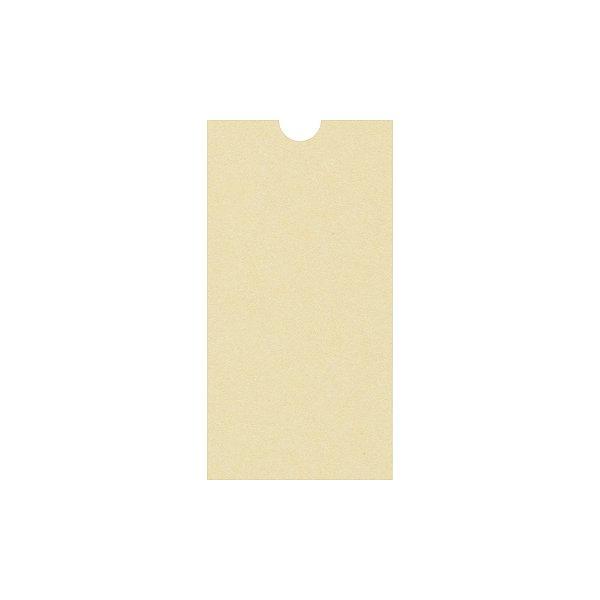Envelope para convite | Luva Color Plus Sahara 12,4x24,0