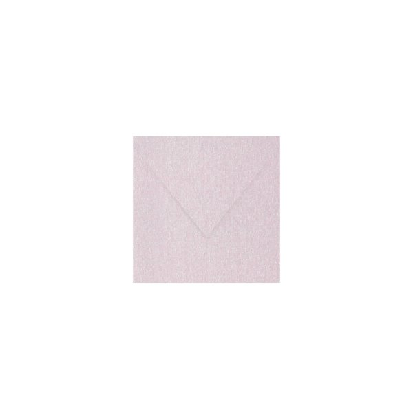 Envelope para convite | Quadrado Aba Bico Color Plus Metálico Ibiza 10,0x10,0