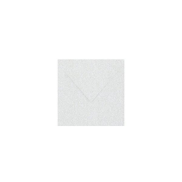 Envelope para convite | Quadrado Aba Bico Color Plus Metálico Aspen 21,5x21,5