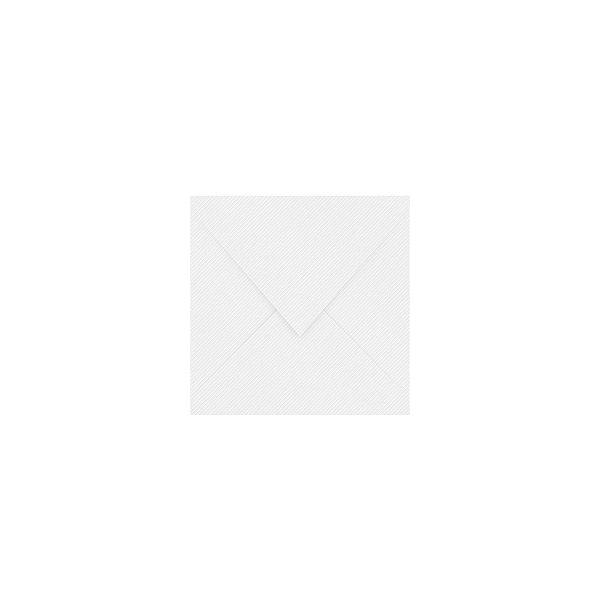 Envelope para convite | Quadrado Aba Bico Markatto Finezza Bianco 25,5x25,5