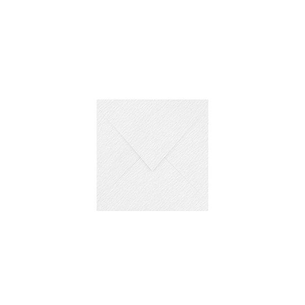 Envelope para convite | Quadrado Aba Bico Markatto Stile Bianco 25,5x25,5