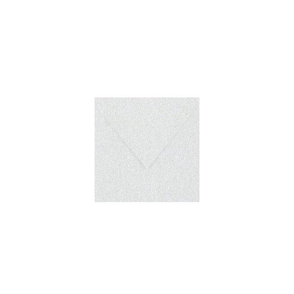 Envelope para convite | Quadrado Aba Bico Color Plus Metálico Aspen 8,0x8,0