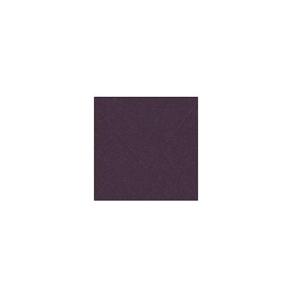 Envelope para convite | Quadrado Aba Bico Color Plus Mendoza 8,0x8,0