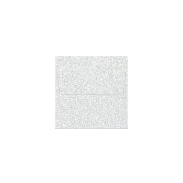 Envelope para convite | Quadrado Aba Reta Color Plus Metálico Aspen 10,0x10,0