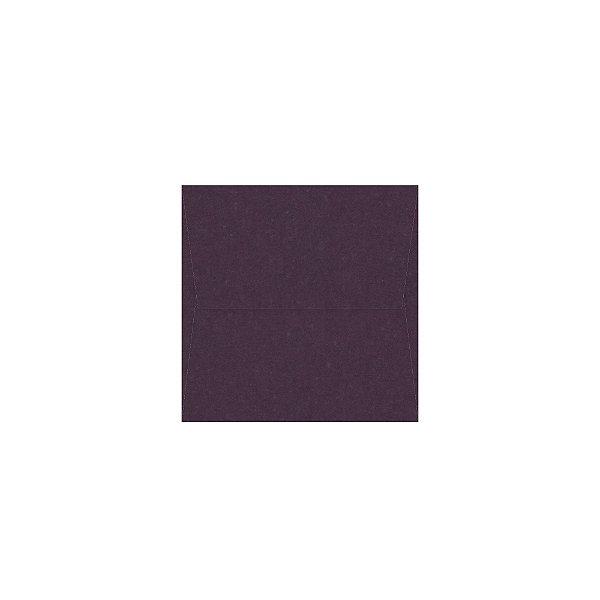 Envelope para convite | Quadrado Aba Reta Color Plus Mendoza 10,0x10,0