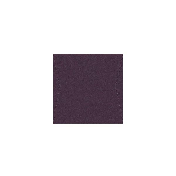 Envelope para convite | Quadrado Aba Reta Color Plus Mendoza 13,0x13,0