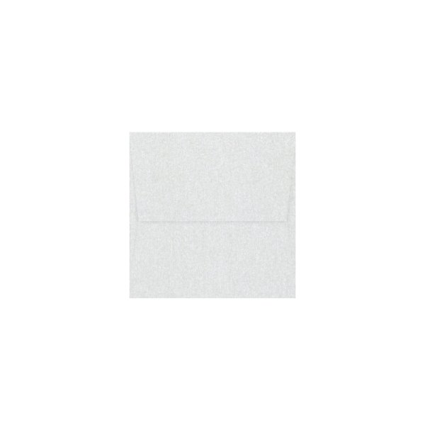 Envelope para convite | Quadrado Aba Reta Color Plus Metálico Aspen 21,5x21,5