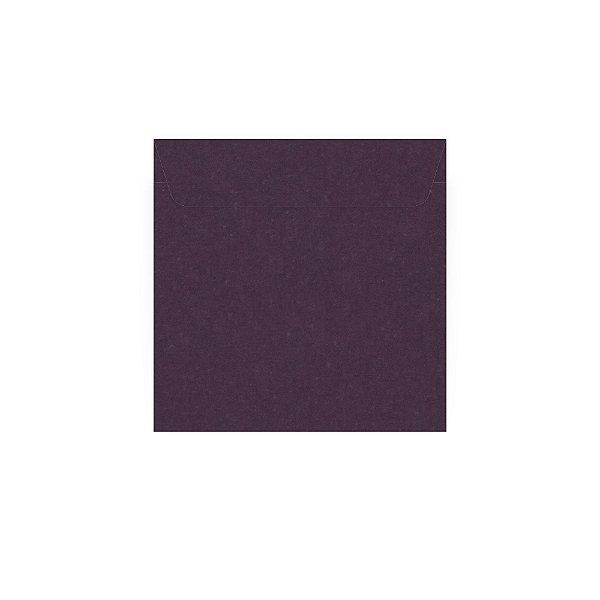 Envelope para convite   Quadrado Aba Reta Color Plus Mendoza 24,0x24,0