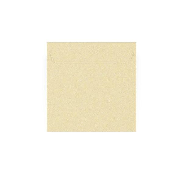 Envelope para convite | Quadrado Aba Reta Color Plus Sahara 24,0x24,0