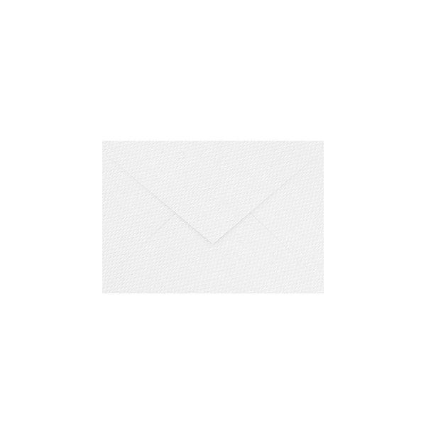 Envelope para convite | Retângulo Aba Bico Markatto Concetto Bianco 20,0x29,0