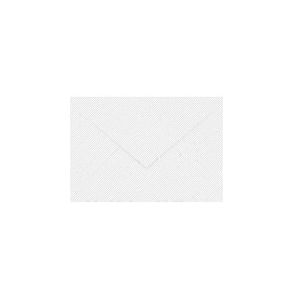 Envelope para convite | Retângulo Aba Bico Markatto Finezza Bianco 20,0x29,0