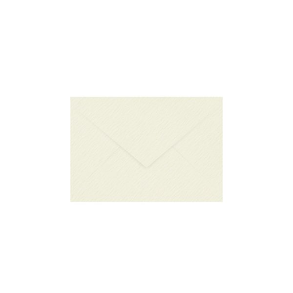 Envelope para convite | Retângulo Aba Bico Markatto Stile Avorio 20,0x29,0