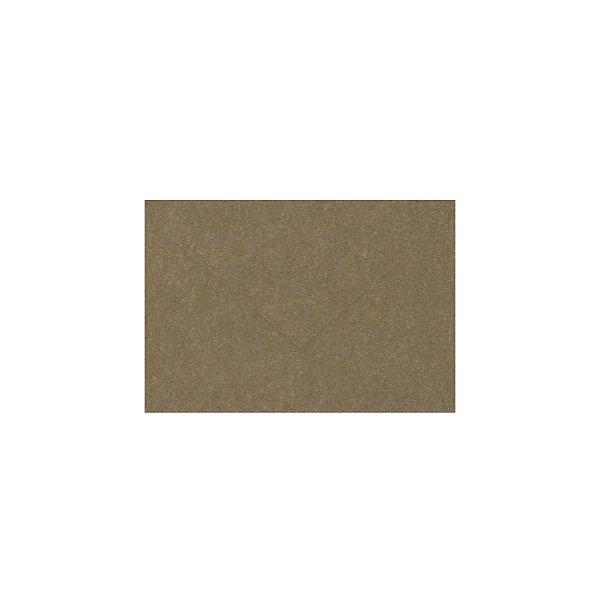 Envelope para convite | Retângulo Aba Bico Color Plus Havana 6,5x9,5