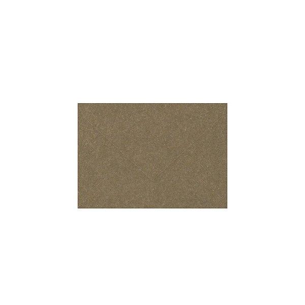 Envelope para convite | Retângulo Aba Bico Color Plus Havana 9,5x13,5