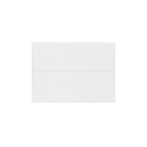 Envelope para convite | Retângulo Aba Reta Color Plus Alaska 15,5x21,5