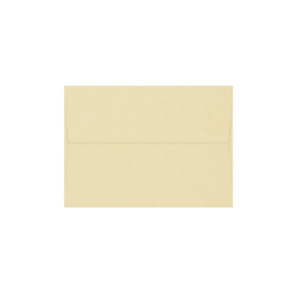Envelope para convite | Retângulo Aba Reta Color Plus Sahara 15,5x21,5