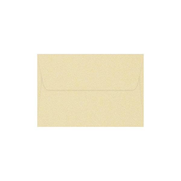 Envelope para convite | Retângulo Aba Reta Color Plus Sahara 6,5x9,5