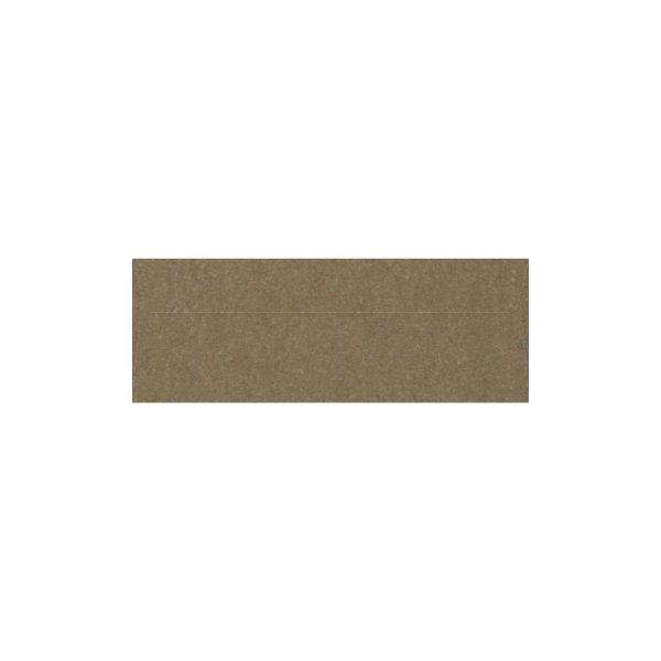Envelope para convite | Retângulo Aba Reta Color Plus Havana 8,0x22,0