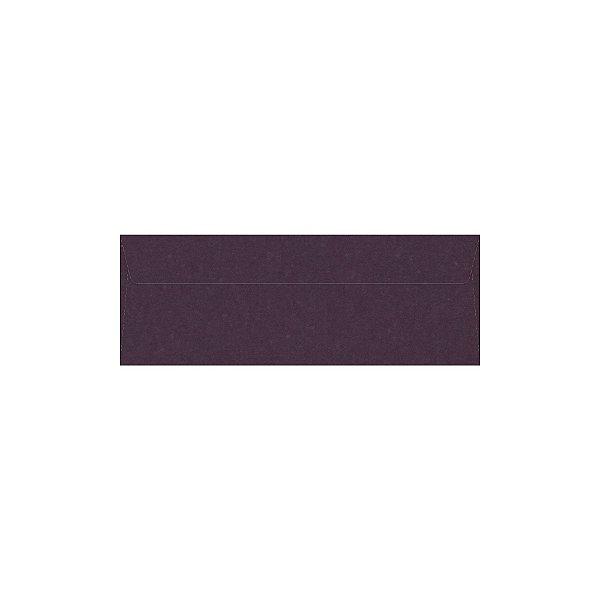Envelope para convite | Retângulo Aba Reta Color Plus Mendoza 8,0x22,0