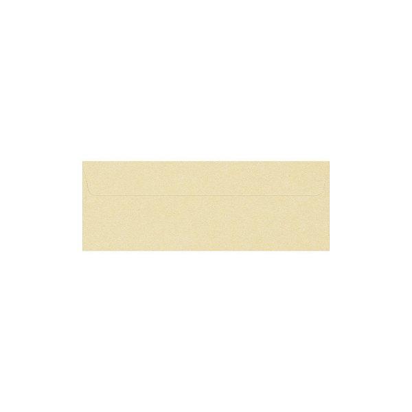 Envelope para convite | Retângulo Aba Reta Color Plus Sahara 8,0x22,0