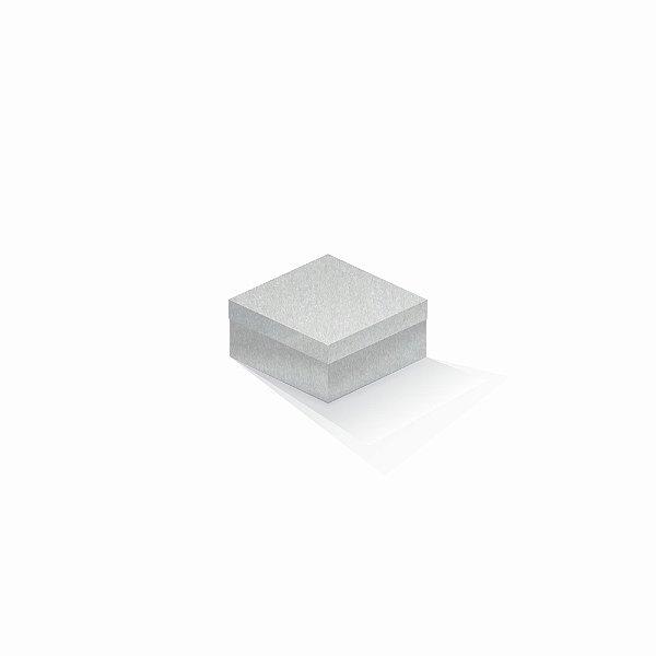 Caixa de presente | Quadrada Color Plus Aspen 10,5x10,5x6,0