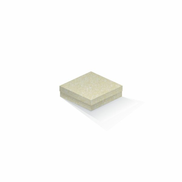 Caixa de presente | Quadrada Color Plus Metálico Majorca 12,0x12,0x4,0