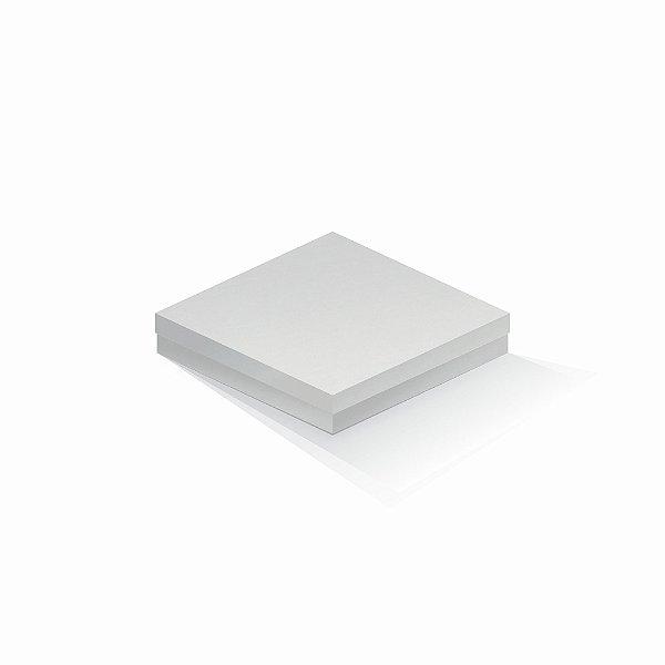 Caixa de presente | Quadrada Triplex 18,5x18,5x4,0