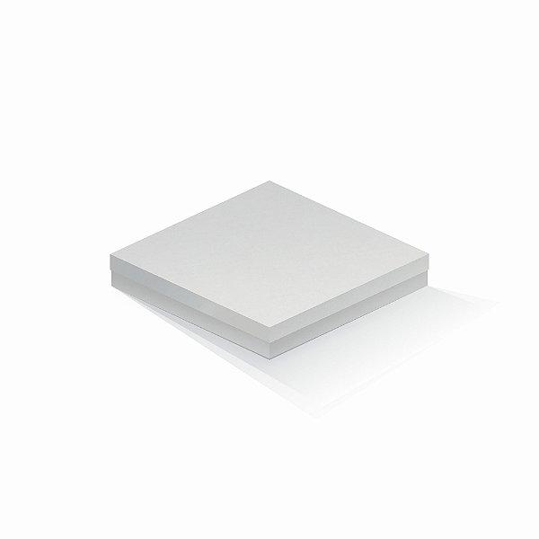 Caixa de presente | Quadrada Triplex 20,5x20,5x4,0