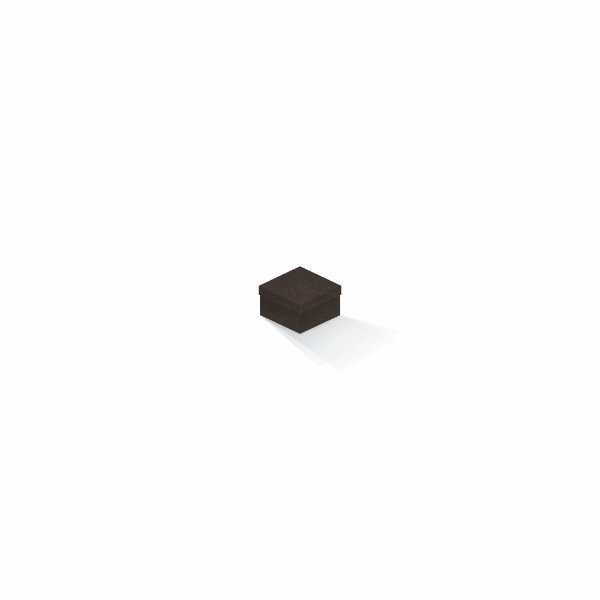 Caixa de presente | Quadrada Color Plus Marrocos 5,0x5,0x3,5