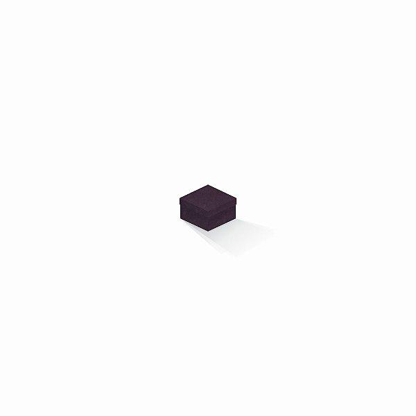 Caixa de presente | Quadrada Color Plus Mendonza 5,0x5,0x3,5
