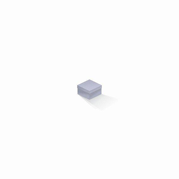 Caixa de presente | Quadrada Color Plus São Francisco 5,0x5,0x3,5