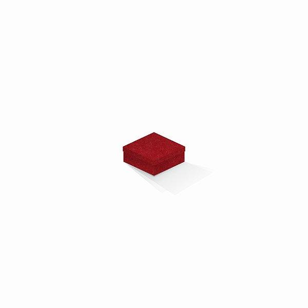 Caixa de presente | Quadrada Color Plus Tóquio 7,0x7,0x3,5