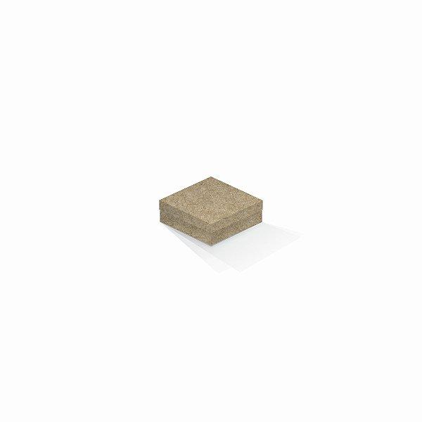Caixa de presente | Quadrada Kraft 8,5x8,5x3,5