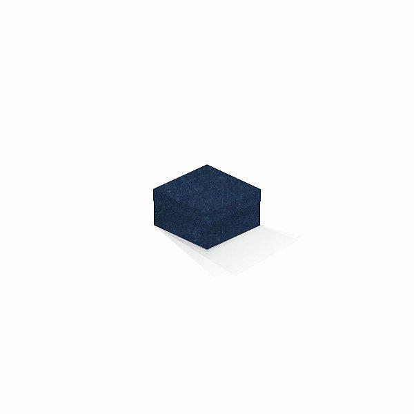 Caixa de presente | Quadrada Color Plus Porto Seguro 9,0x9,0x6,0