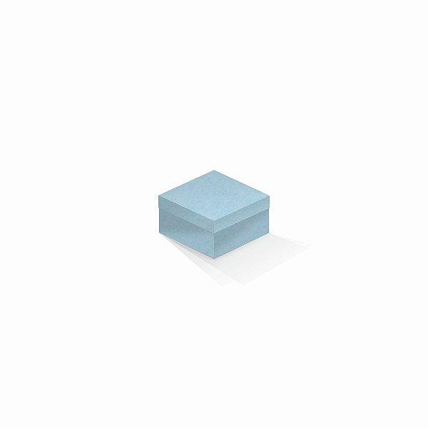 Caixa de presente | Quadrada Color Plus Santorini 9,0x9,0x6,0