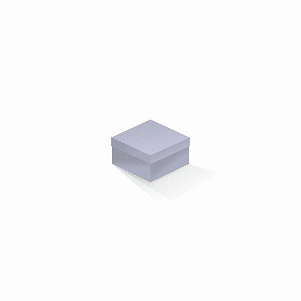 Caixa de presente | Quadrada Color Plus São Francisco 9,0x9,0x6,0