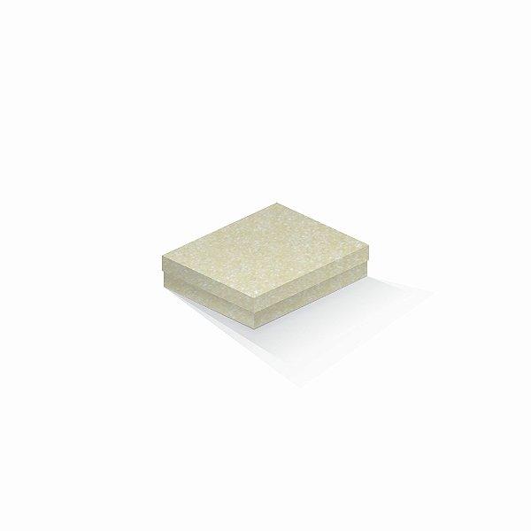 Caixa de presente | Retângulo Color Plus Metálico Majorca 12,0x15,0x4,0