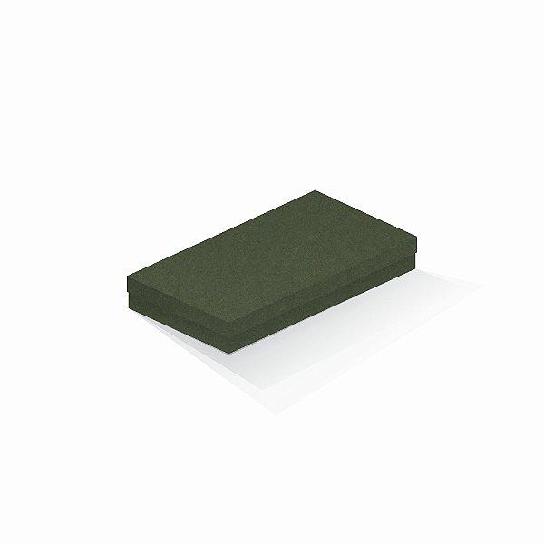 Caixa de presente | Retângulo F Card Scuro Verde 13,0x24,5x4,0