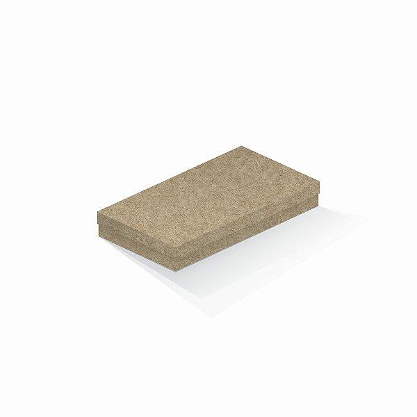 Caixa de presente | Retângulo Kraft 13,0x24,5x4,0