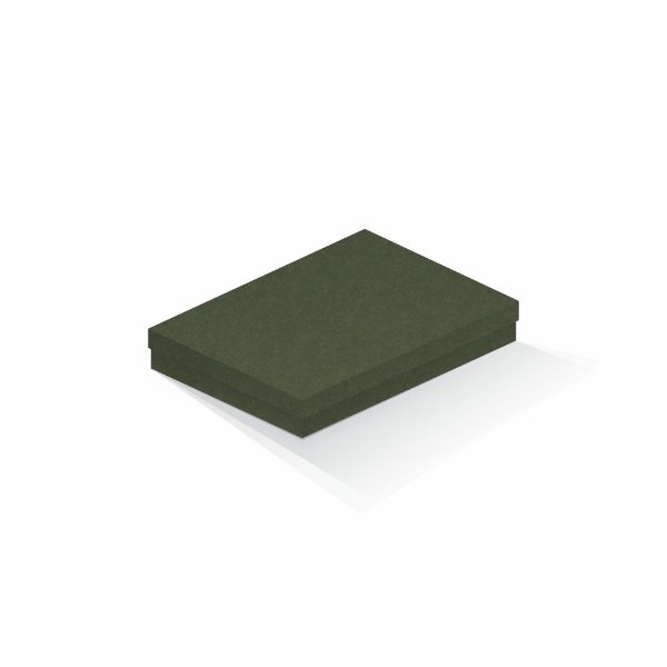 Caixa de presente | Retângulo F Card Scuro Verde 16,0x22,5x4,0