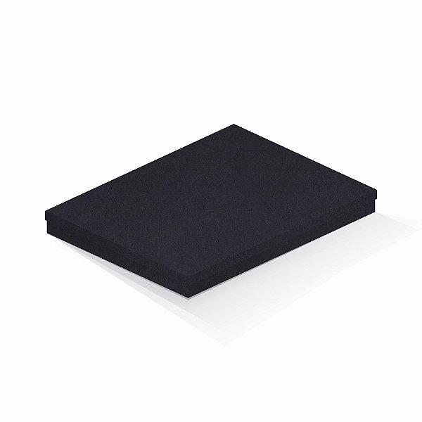 Caixa de presente | Retângulo F Card Scuro Preto 23,5x31,5x3,5