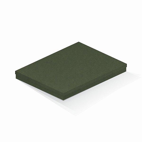 Caixa de presente | Retângulo F Card Scuro Verde 23,5x31,0x3,5